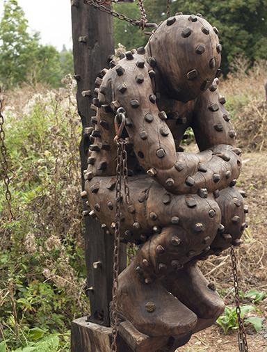 Symbol, a sculpture at LandWorks