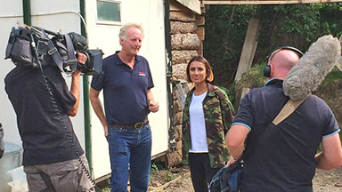 Countryfile visits LandWorks