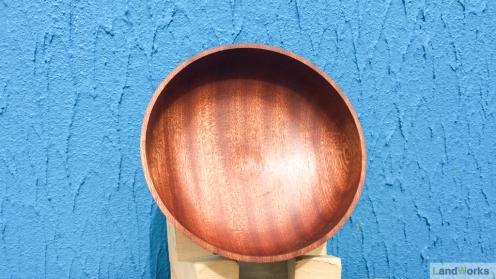 "8"" bowls handmade at LandWorks"