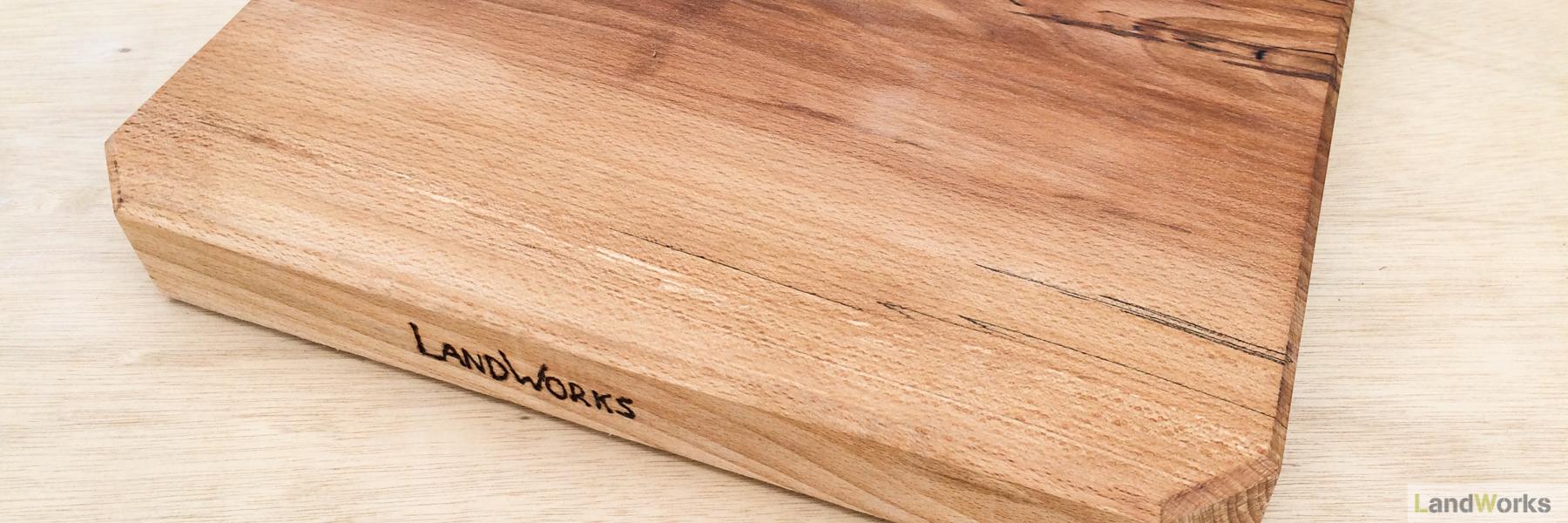 Woodwork handmade at LandWorks
