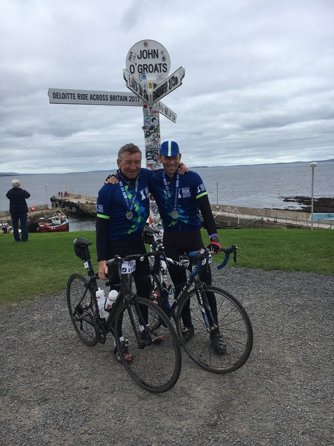 Ted_cycling_john_o_groats_cycle_fundraiser_landworks