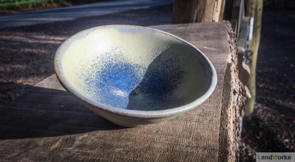 Handmade ceramics bowls